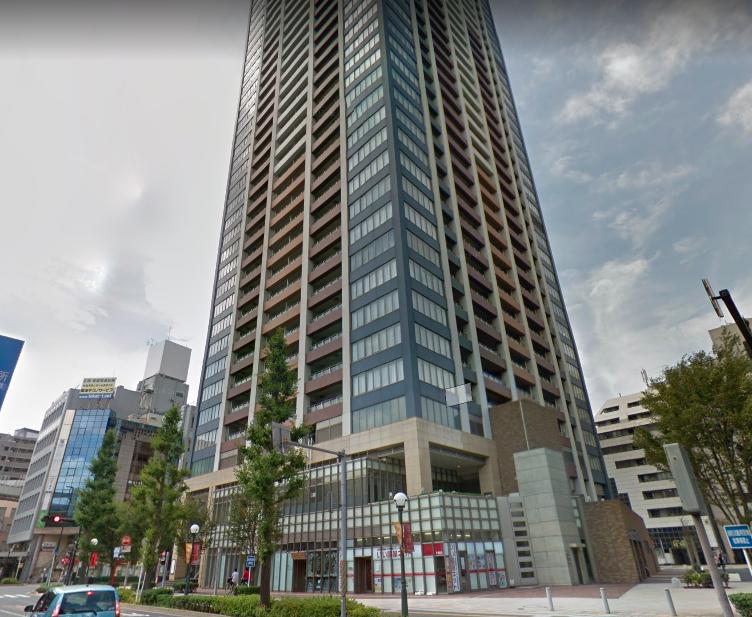【貸店舗・事務所】千葉セントラルタワー2F・中央3丁目・35.2坪・44.49万円