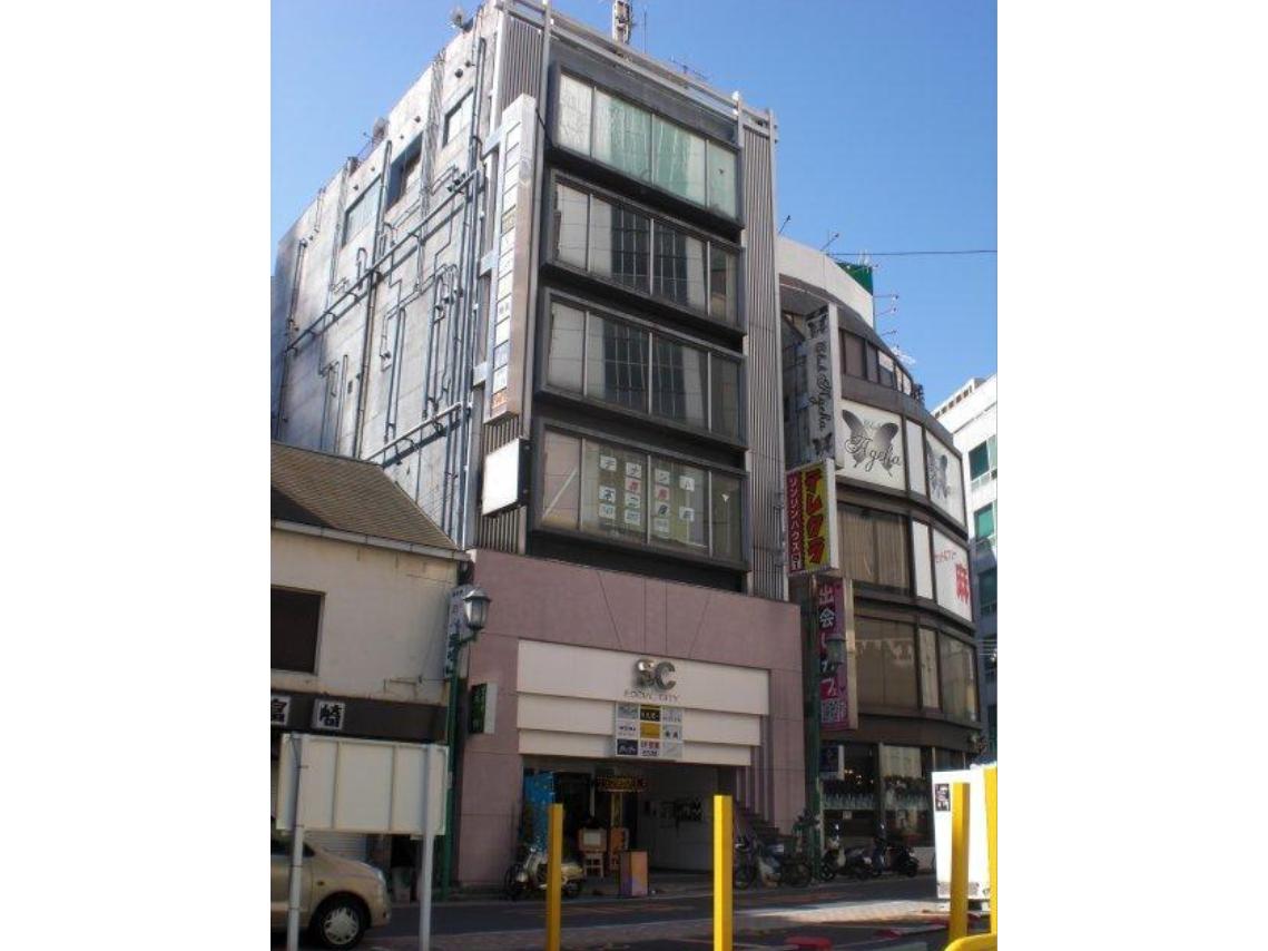 若松ビルB1階・富士見1丁目・19.05坪・25.3万円