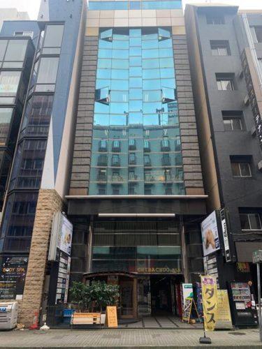【貸店舗】千葉中央ビル4F・本千葉町・25.87坪・38.50万円