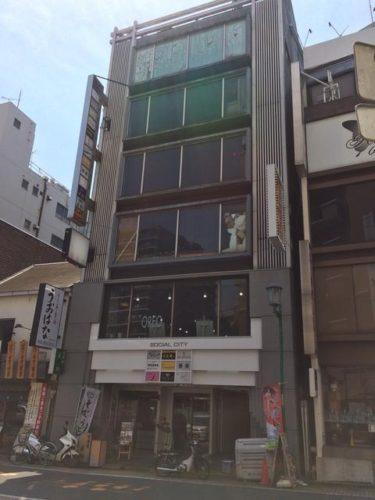 【貸店舗】若松ビル5F・富士見1丁目・8.68坪・11.50万円